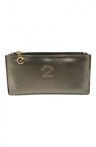 Women´s Wallet DVP14-05 Gray 14-05