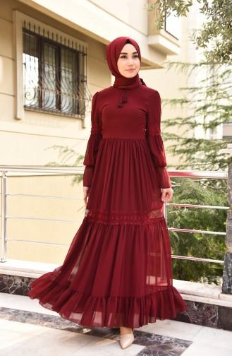 1f0a2195e5fda Şifon Elbise Modelleri ve Fiyatları - Tesettür Giyim | SefaMerve