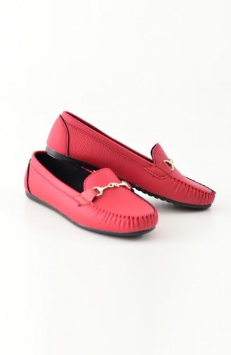Bayan Babet 102-06 Kırmızı 102-06
