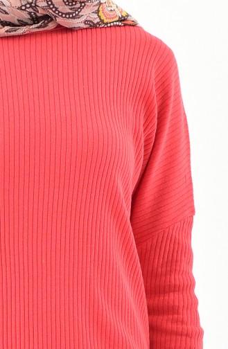Tunic Pants Binary Suit 3311-14 Vermilion 3311-14