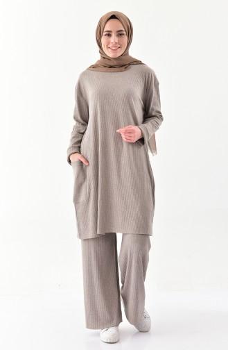 Tunic Pants Binary Suit 3316-13 Mink 3316-13