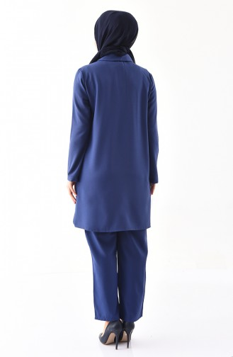 Tunic Pants Binary Suit 5243-05 Saks 5243-05