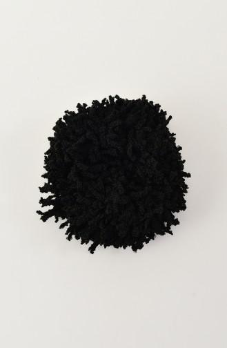 Black Hair Clip 00001-02