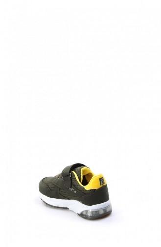 Khaki Kids Shoes 877BA105P-16777277