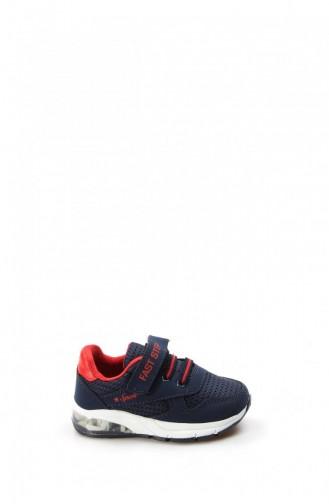 Fast Step Baby Schuhe  877Ba105P Dunkelblau Rot 877BA105P-16778987