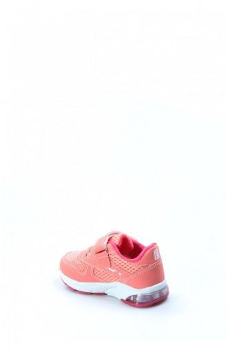 Fast Step  Chaussures Pour Bébé 877Ba105P Saumon 877BA105P-16781298