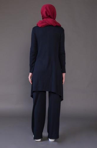 Navy Blue Suit 3309-10