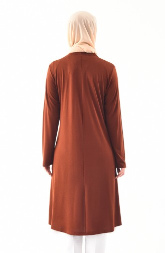 Tobacco Brown Tuniek 1126-06