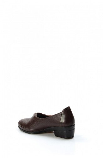 Brown Casual Shoes 407ZA83-16777532