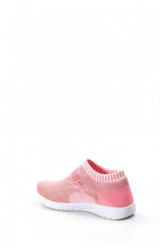 Fast Step Sportschuhe 572Za550 Pink Trikot 572ZA550-16781838