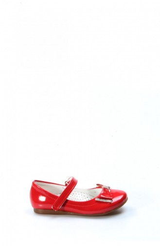 Red Kids Shoes 891PA500-16777559