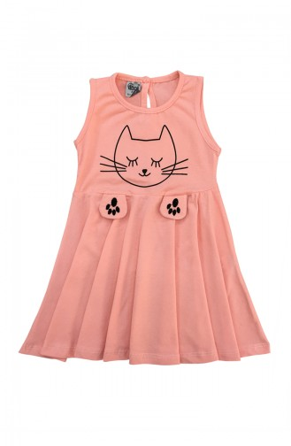 Pink Baby and Kids Dress 9605