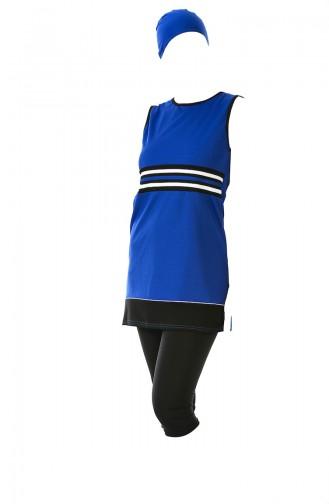 ملابس السباحة أزرق 0300-04