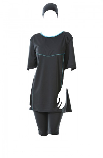 ملابس السباحة أسود فاتح 0319-02