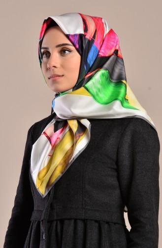 Aker S Twill Eşarp 6812-797-971 Gri 6812-797-971