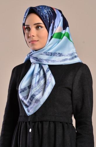 Aker S Rayon Shawl 7195-769-921 Baby Blue 7195-769-921
