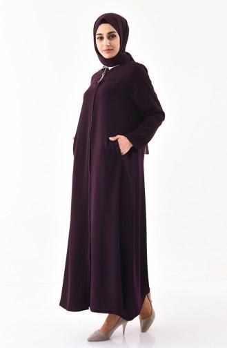 Damson Abaya 0255-04
