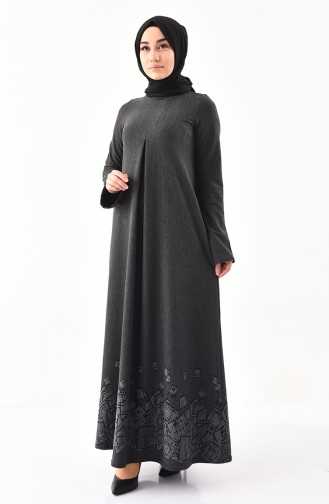 Dilber A Pile Dress 1111-02 Anthracite 1111-02