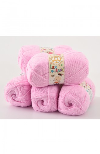 Textiles Women´s Lux Baby Yarn 3010-093 Pink 3010-093
