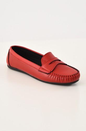 Bayan Babet 101-06 Kırmızı