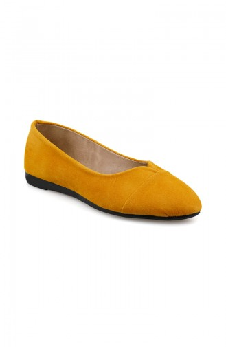 Saffron Woman Flat Shoe 0113-07