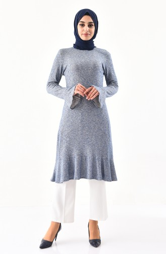 Dilber  Silvery Tunic 1121-01 Blue 1121-01