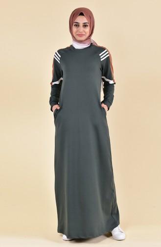 BWEST Sport Dress 8322-02 Khaki 8322-02