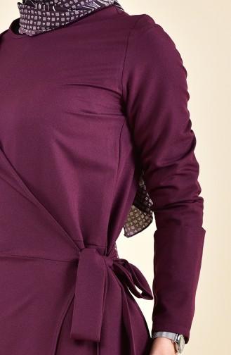 BURUN   Side Binding Tulum 31250-01 Dark Purple 31250-01