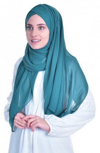 Oil Blue Ready to wear Turban 0017-04