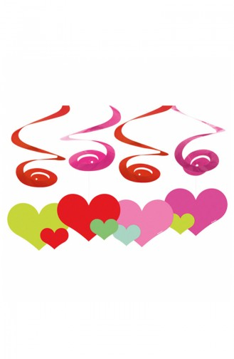 Pink Party Materials 0302