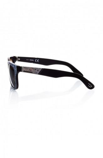 Diesel Dl 0140 05E Unisex Sunglasses 549912