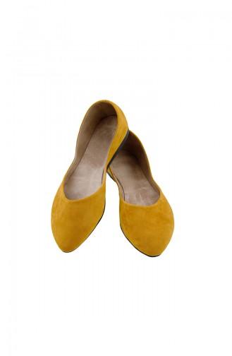 Dame Ballerina 0114-10 Safran 0114-10
