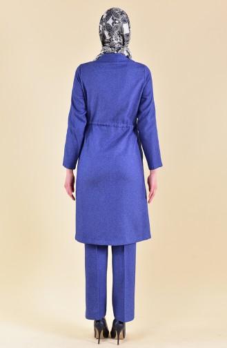 Pocket Cape Pants Binary Suit 5106-02 Saks 5106-02