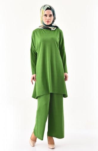 Tunic Pants Binary Suit 7810-02 Green 7810-02