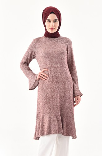 Dilber  Silvery Tunic 1121-06 Plum 1121-06