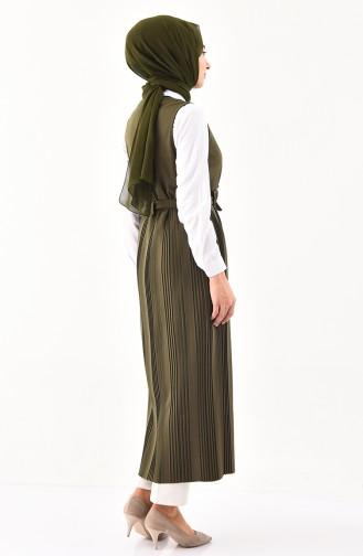 Khaki Vest 0054-01