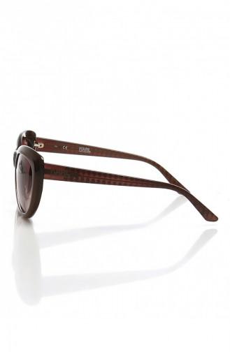 كارل لاغرفيلد Kl 6015 085 نظارة شمسية نسائية 558249