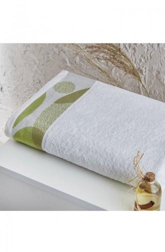 منشفة أبيض 100661001