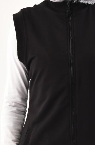 BWEST Vest Team 8325-06 Black 8325-06