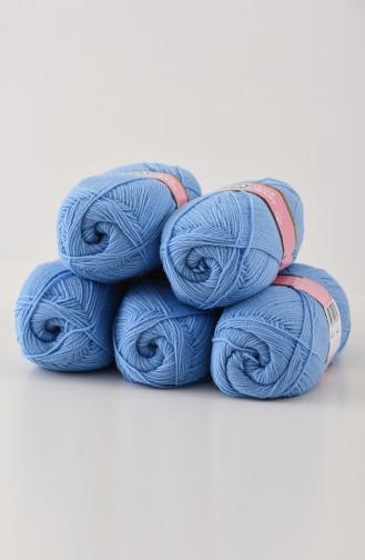 Ören Bayan Lux Baby İplik 3010-012 Mavi 3010-012