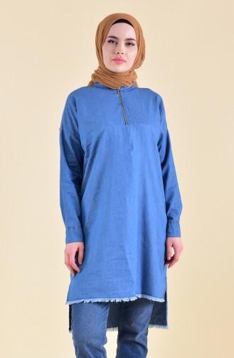 3b159bf49ed1b Kot Tunik Modelleri ve Fiyatları - Tesettür Giyim - Sefamerve