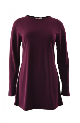 Purple Blouse 5001-03
