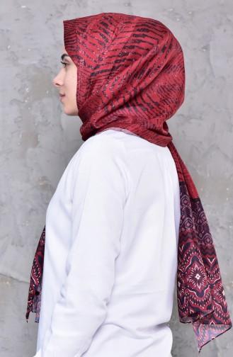 Pattern Cotton Shawl 95255-04 Tile 95255-04