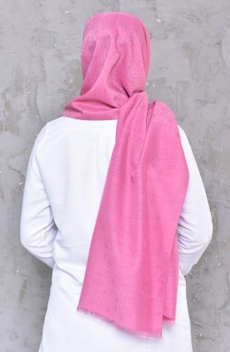 Karaca Capri Plain Shawl 90573-07 Sugar Pink 90573-07