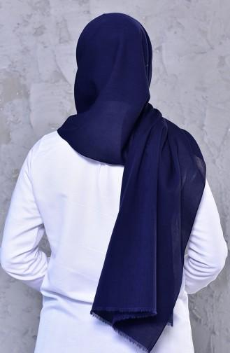 Navy Blue Shawl 2197-10