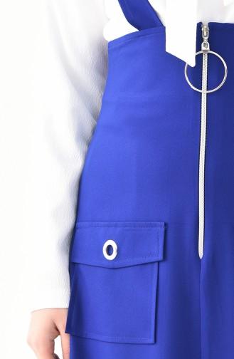 Shirt Gilet Double Suit 4516-08 light Beige Saks 4516-08
