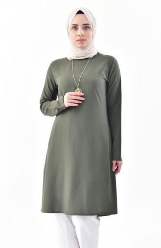 Khaki Tunic 3164-04