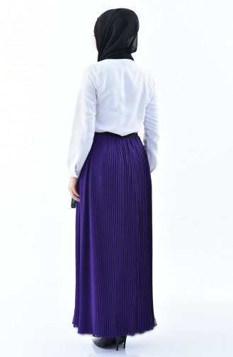 Purple Skirt 3250-02
