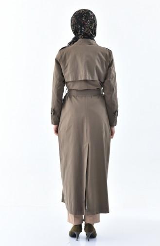Trench Coat Khaki 5089-01