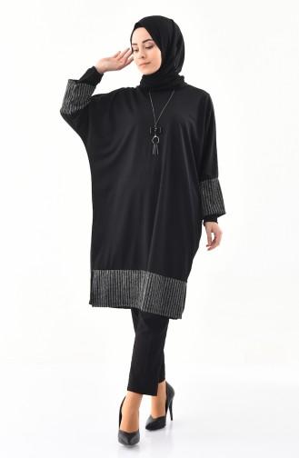 Black Tunic 1021-01